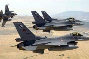 ترکیه شمال عراق را درهم کوبید!+جزییات