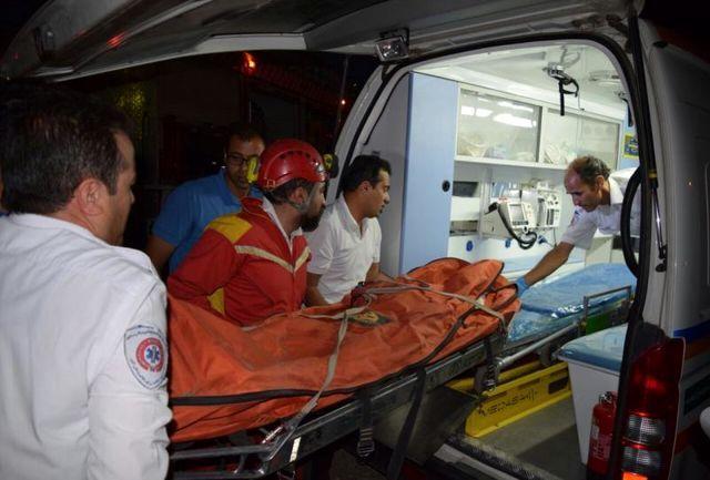 4 کشته در تصادف فجیع جاده بهبهان - گچساران
