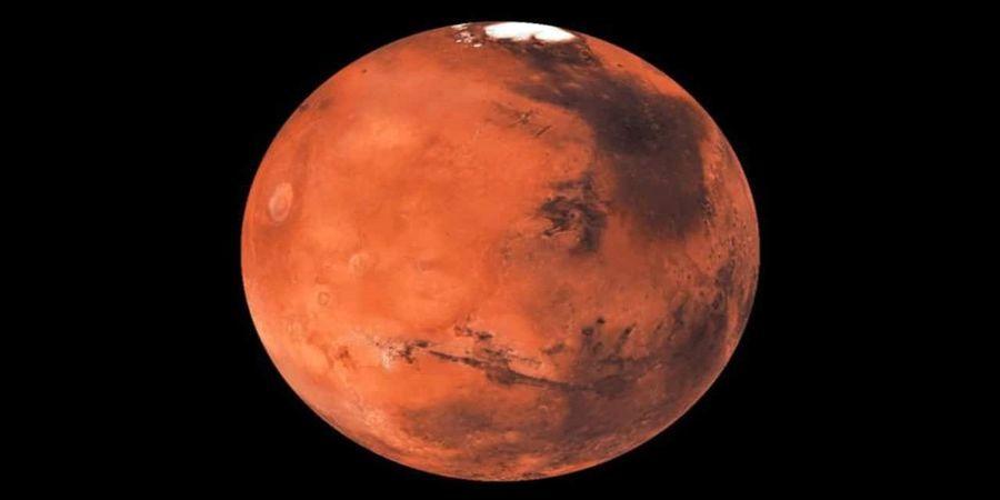 دیدن چهره ای عجیب و مرموز در مریخ