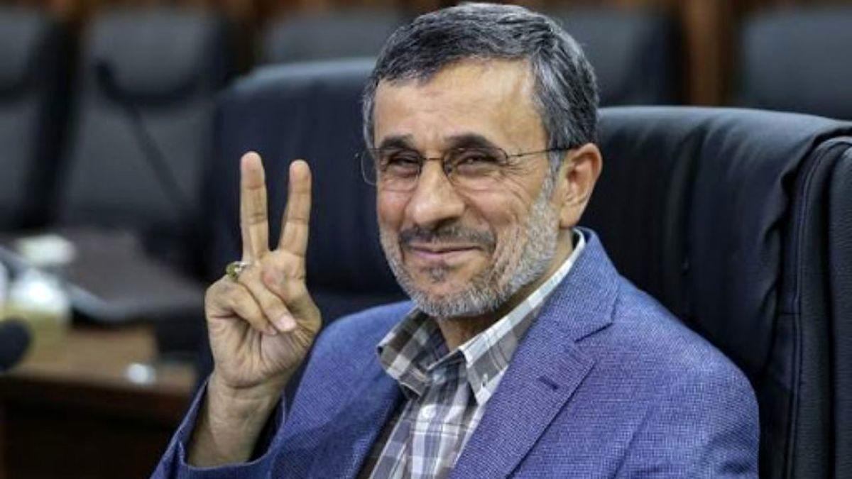 احمدی نژاد بار و بندیلش را جمع کرد و از ایران رفت!