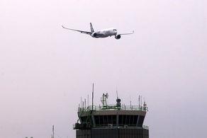 علت سقوط هواپیما در فرودگاه اراک
