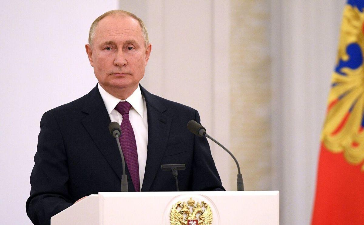 پوتین دشمن اصلی روسیه را مشخص کرد