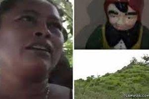 اجنهها این زن را 5 روز زندانی کردند! + عکس