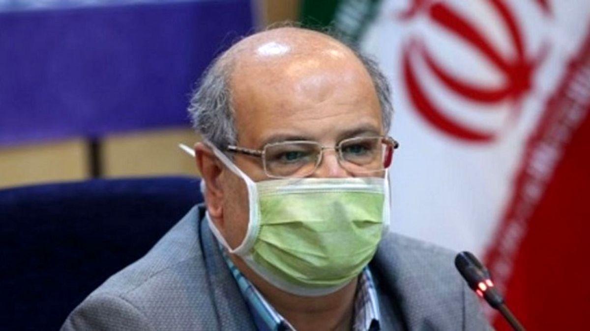 وضعیت کرونایی تهران همچنان قرمز میماند