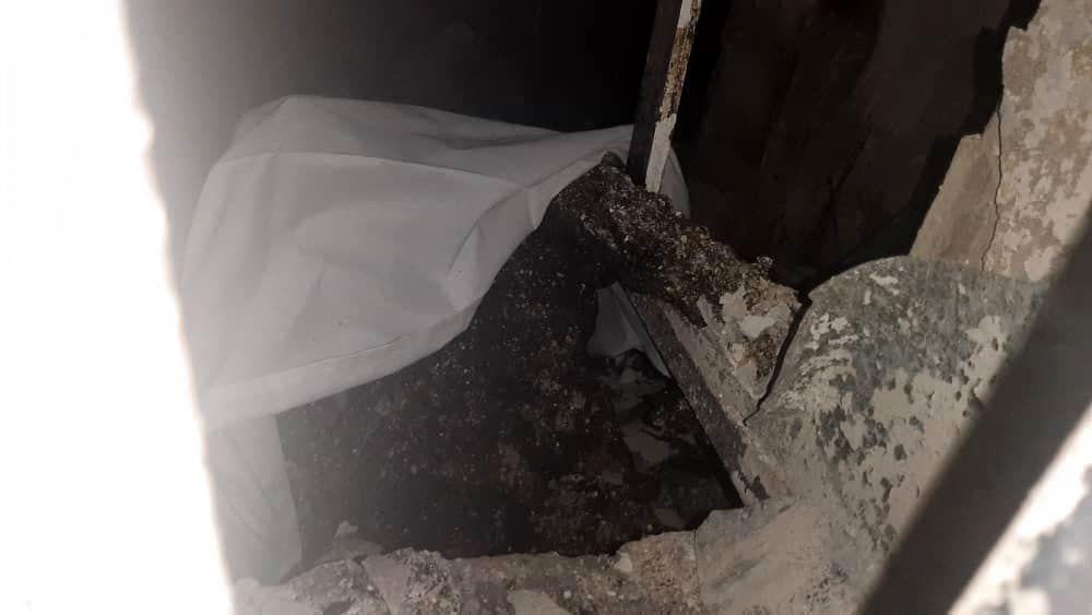 ماجرای مرموز کشف جسد سوخته در یک ساختمان قدیمی تهران!+ عکس