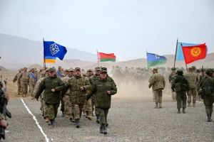 برگزاری همزمان ۳ رزمایش بزرگ در نزدیکی مرز افغانستان