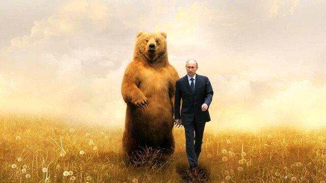 تصویر جالب از تولد پوتین