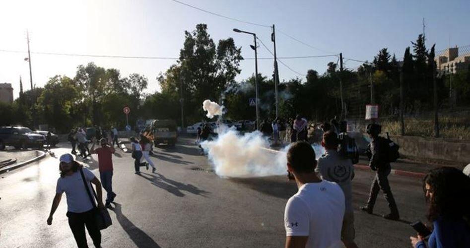 کرانه باختری بازهم نا آرام شد/ 293 فلسطینی دچار آسیب شدند