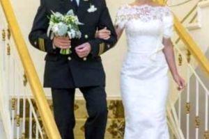 ازدواج بازیگر 84 ساله مشهور با دختر 24 ساله+ عکس