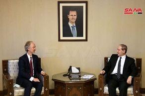 سوریه خواسته جدید خود را مطرح کرد