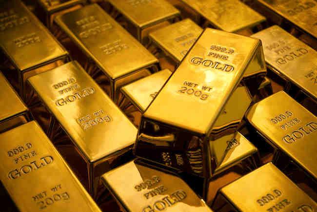 قیمت طلا به بالاترین سطح یک ماه اخیر رسید
