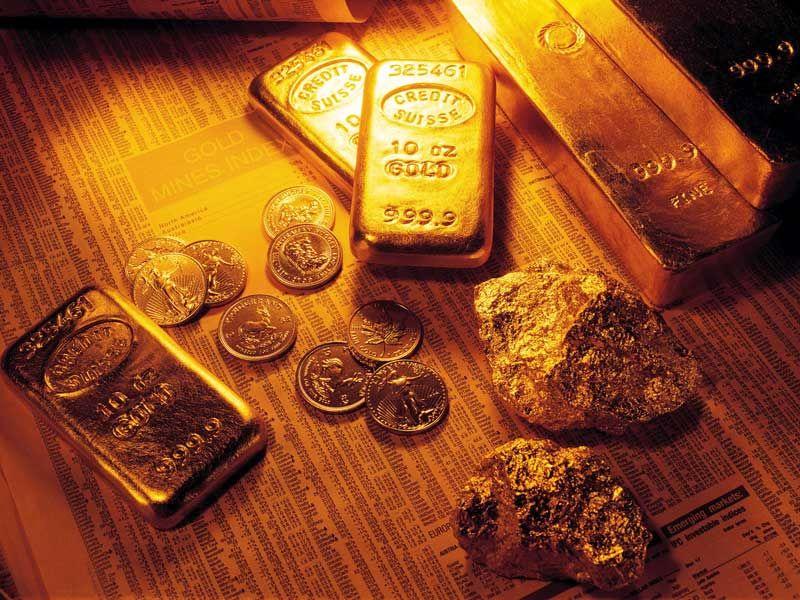 قیمت سکه و طلا روند نزولی شد