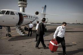 قلب نوجوان اهوازی به تهران رسید