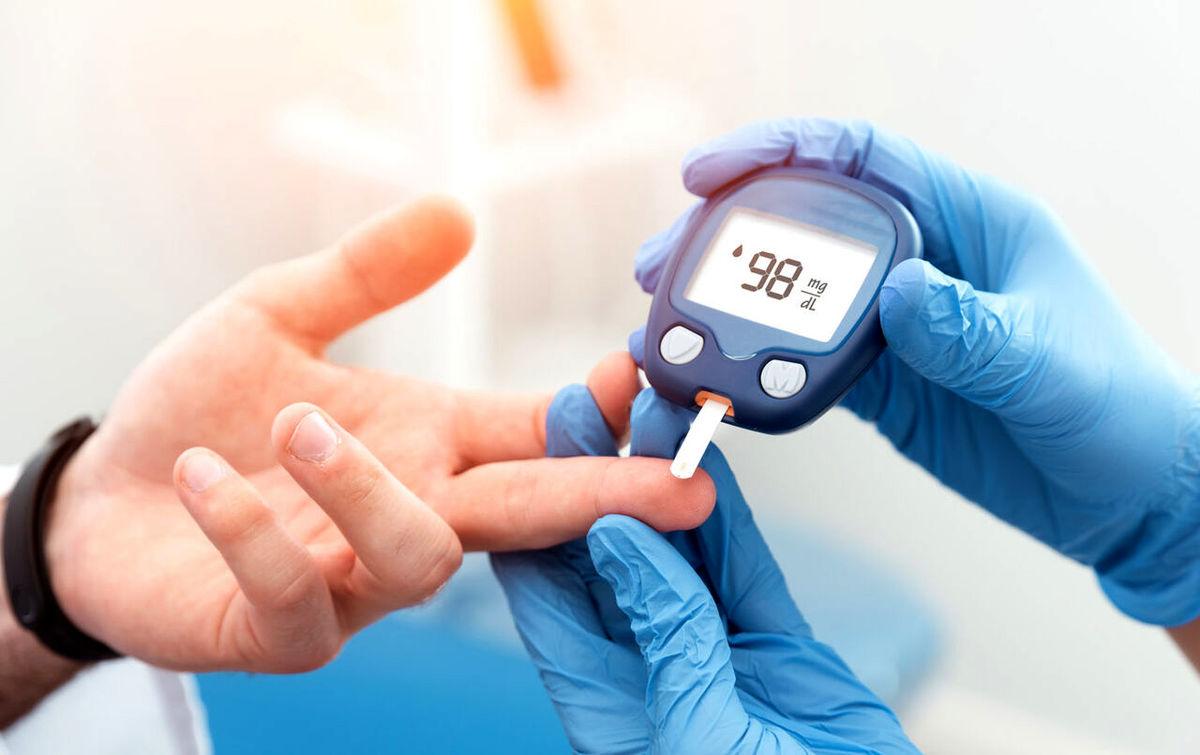 دیابت باعث کبد چرب میشود