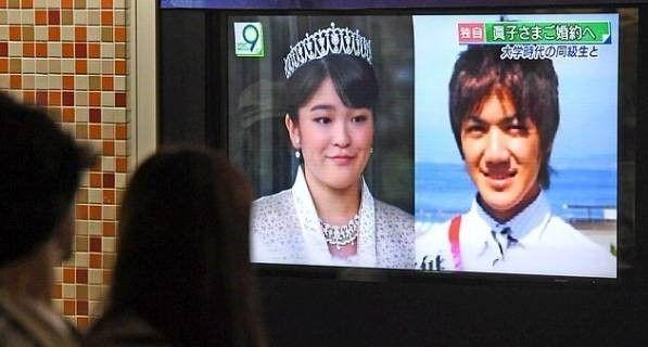 ازدواج شاهزاده خانم با کارگر ساده! + عکس