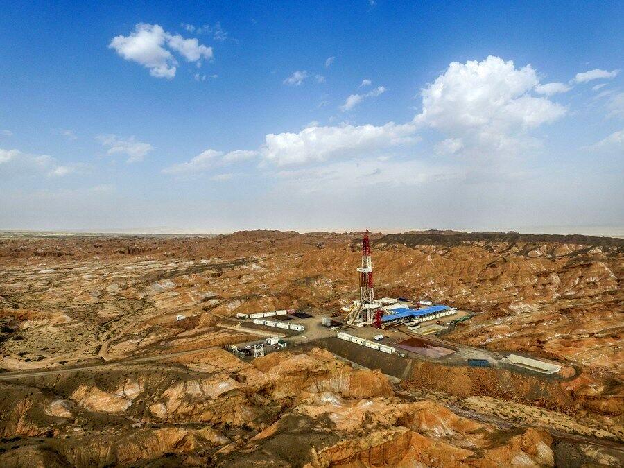 میدان نفتی با ذخیره 900 میلیون تن گاز کشف شد!+جزییات