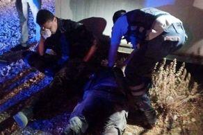 نیروهای امنیتی اردن هدف حمله مسلحانه قرار گرفتند