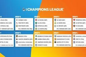 نشست هماهنگی بازی های مرحله گروهی لیگ قهرمانان آسیا 2021