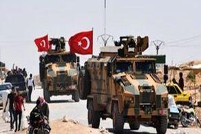 اقدام نظامی ترکیه در سوریه عملی شد+جزییات