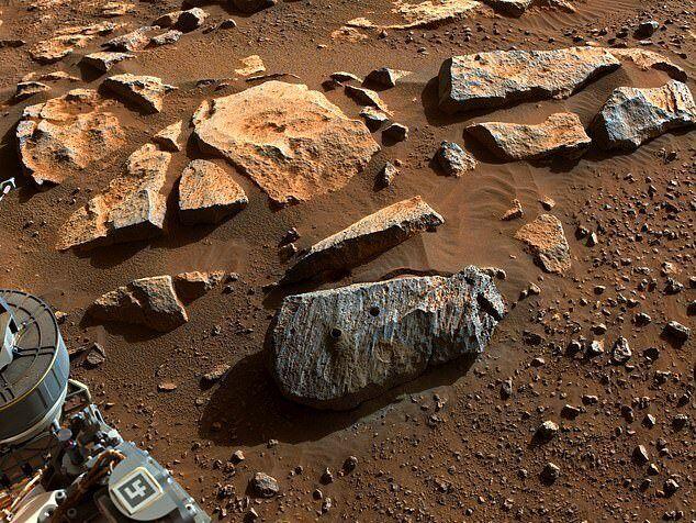 کره مریخ زمانی قابل سکونت بوده است!