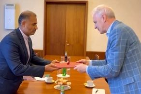 نظر دسدتایر پوتین در خصوص روابط با تهران+جزییات