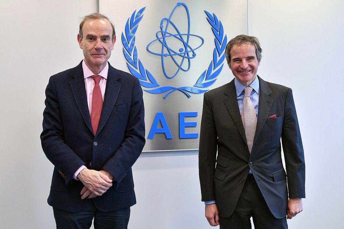 اتحادیه اروپا از توافق ایران و آژانس استقبال کرد