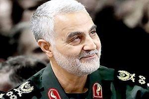 آخرین تصویر سردار سلیمانی در انتخابات سال 96