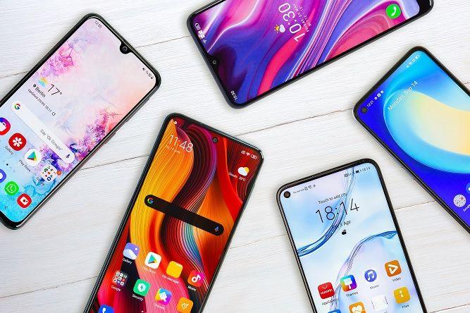 معرفی پرفروش ترین گوشی های موبایل در بازار