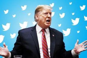 ترامپ دست به دامن توییتر شد