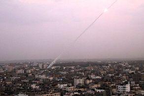 هشدار بزرگ به اسرائیل داده شد/ حماس آزمایش موشکی خود را انجام داد