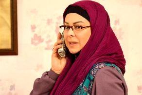 بازیگر زن سریال «خانه به دوش» عاشق افسر بی رحم آلمانی شد!+ عکس
