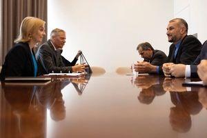 وزیر امور خارجه انگلیس: دیدار مهمی با امیرعبداللهیان داشتم!+جزییات