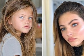 معرفی زیباترین دختر دنیا که به مدلی معروف تبدیل شد