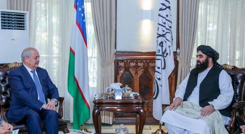 دیدار مهم با مقامات طالبان انجام شد