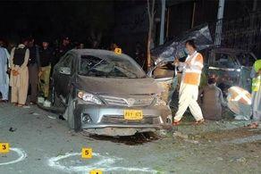 پاکستان به خاک و خون کشیده شد+جزییات