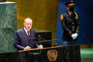اعتراف جدید اردوغان در سازمان ملل!+جزییات
