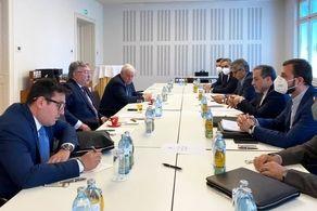هیاتهای ایران و روسیه پیش از نشست کمیسیون مشترک برجام دیدار کردند