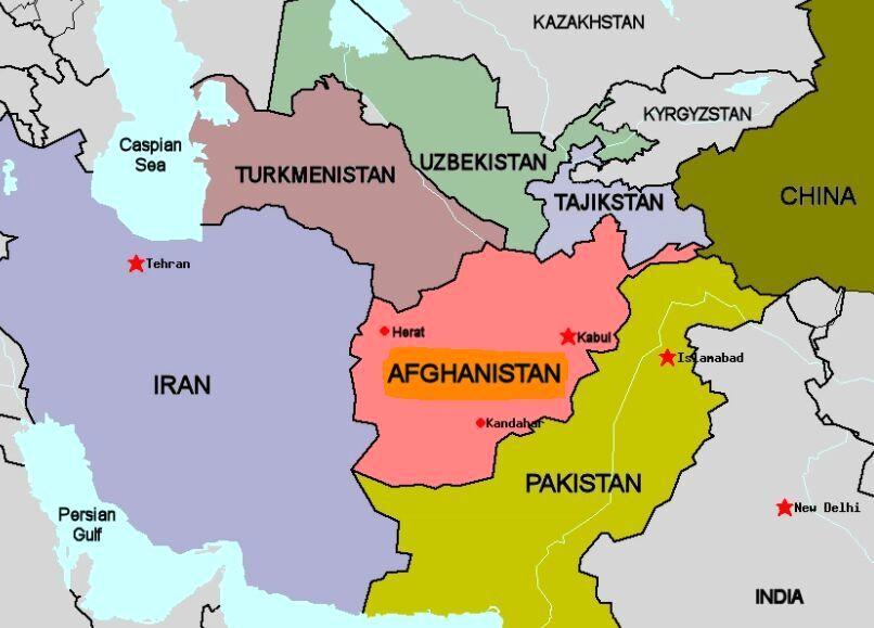 نجات افغانستان در گرو این موضوع است
