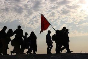 عودت زائران اربعین در مرز «مهران» به استانهای مبدا