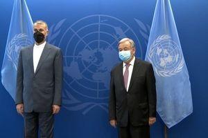 ایران علاقهای به گره خودرن این موضوع با مذاکرات هستهای ندارد!