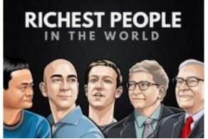 ۱۰ ثروتمند اول جهان معرف شدند
