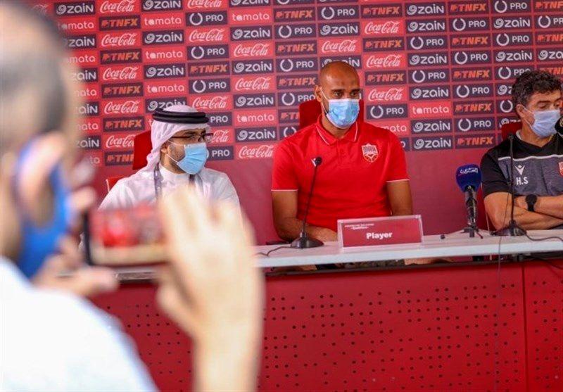 ادعای عجیب دروازه بان بحرین+ جزئیات