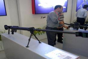 این اسلحه ایرانی هر بالگردی را روی هوا میزند/ببینید