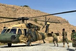 خلبانان فراری افغانستان به کمک آمریکا به این مکان منتقل شدند!+ عکس