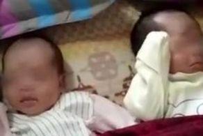 این مادر سنگ دل دو نوزادش را فروخت!+عکس