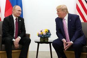 فاش شدن رابطه ترامپ با پوتین