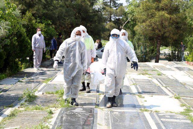 سیاهپوش شدن ۲۲۲ خانواده ایرانی دیگر