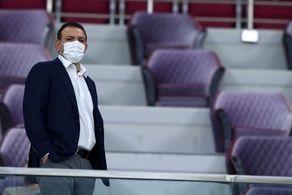 دلیل غیبت بحث برانگیز رییس فدراسیون در قرعه کشی لیگ