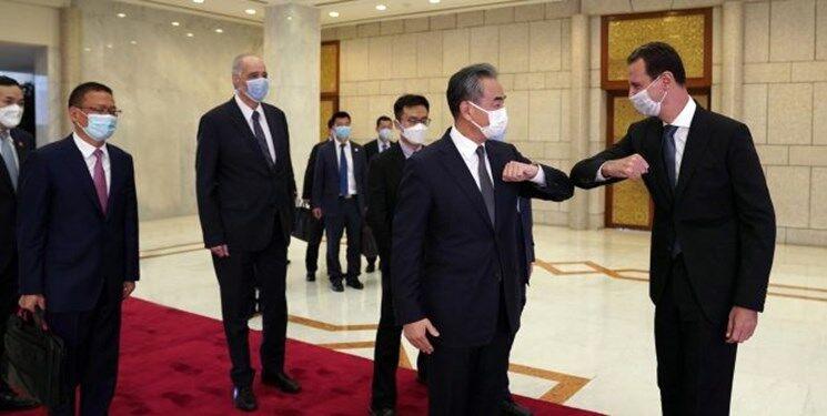 تاکید چین بر حمایت از سوریه+جزییات