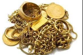 قیمت طلای دست دوم در بازار